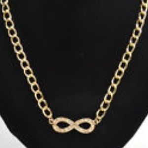 Jewelry - Retro Personality Lucky Infinity Sign ∞ Necklace